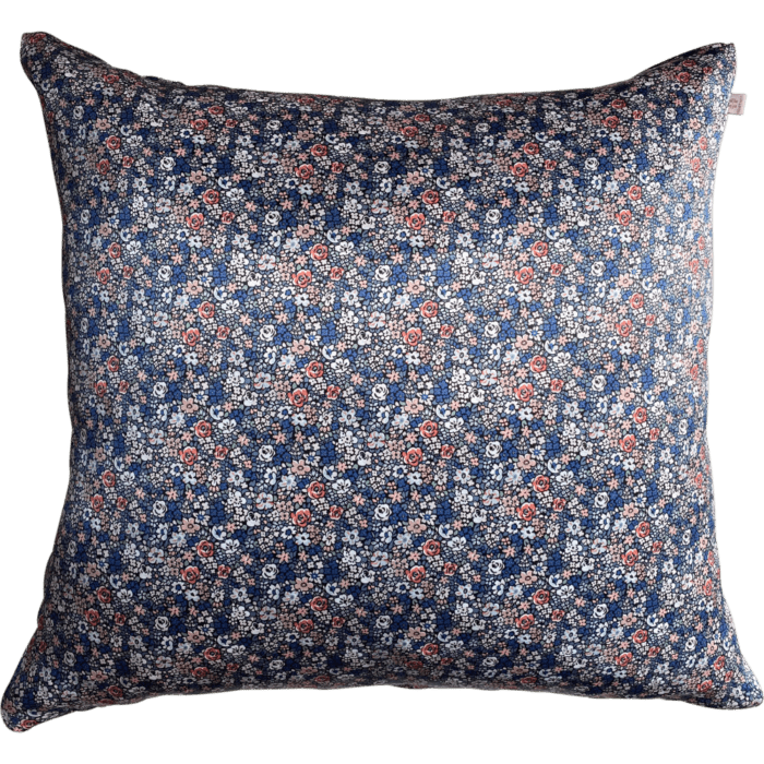 homeyness liberty emma louise silk pillowcase